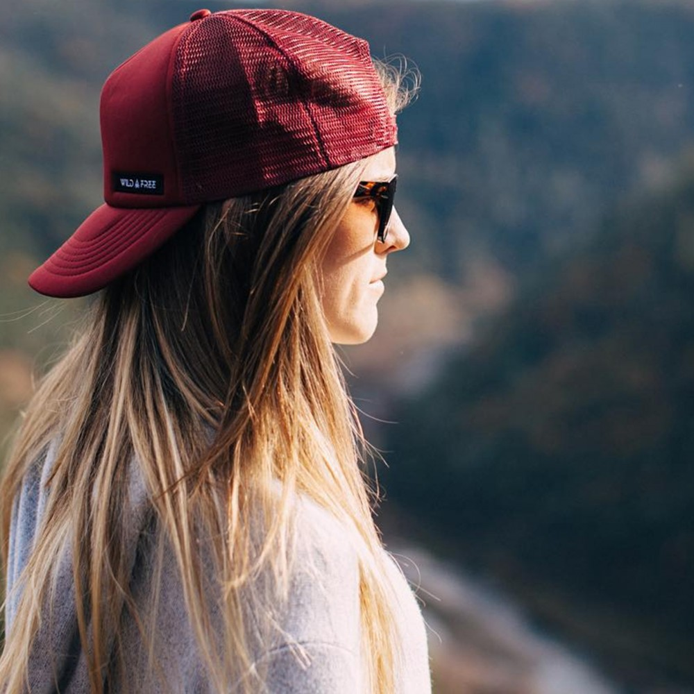 wild and free, mesh hats, trucker hats, eyewear, interchangeable sunglasses, fashion sunglasses, style sunglasses, california lifestyle, lifestyle brands, model, @wildandfreelife, instagram, lifestyle wear