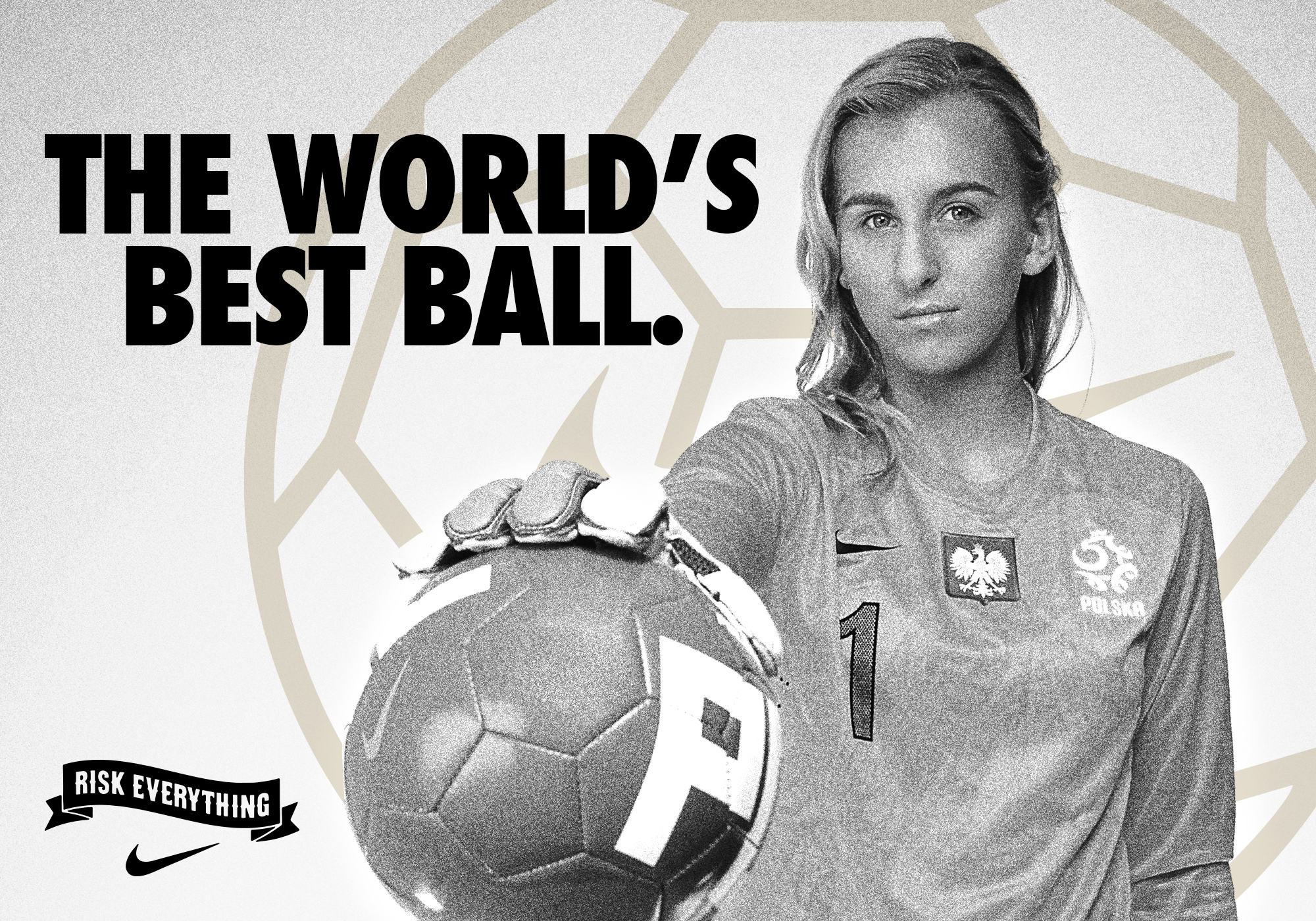 nike, soccer, fitness, athletes, womens soccer, lifestyle brands, nicole panas, poland, goalkeeper, model, ASU Soccer