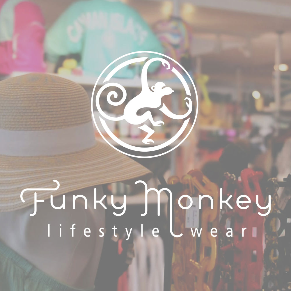 funky monkey, lifestyle brands, lifestyle wear, active wear, grand cayman, cayman islands, lifestyle brands, videography, commercial, seven mile beach, @funkymonkeycayman